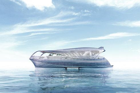 Plně solární jachta řeší problémy moderních lodí