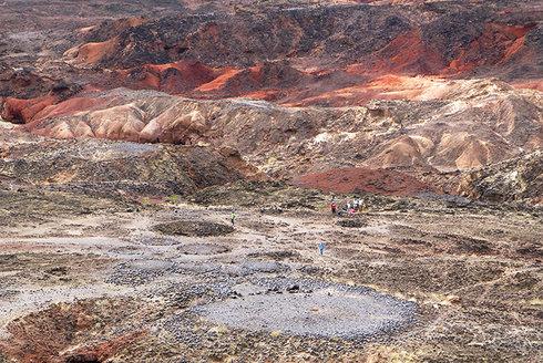 Hrobka dávných pastevců: Nejstarší a největší pohřebiště