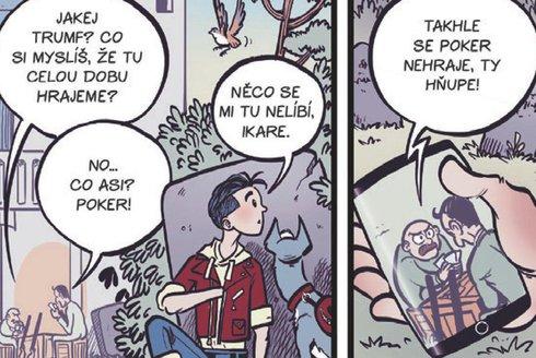 Komiks s rozumem 003: Jak se kreslí komiks - střih