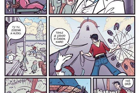 Komiks s rozumem 004: Jak se kreslí komiks - porušení pravidel