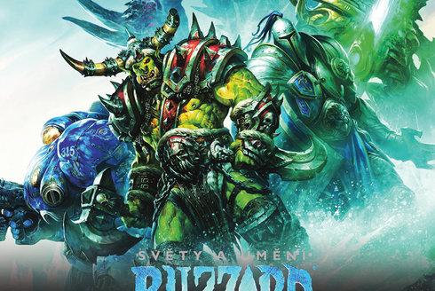Světy a umění Blizzardu: Herní legendy v jedné knize