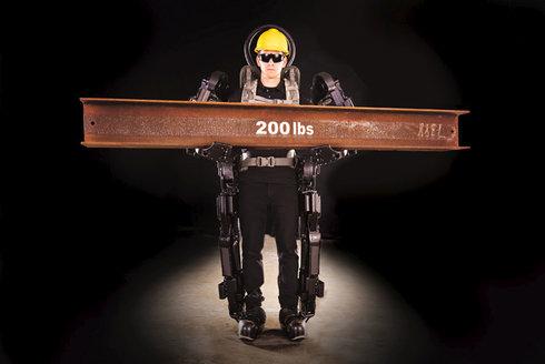 Exoskelety: Obleky pro supersílu