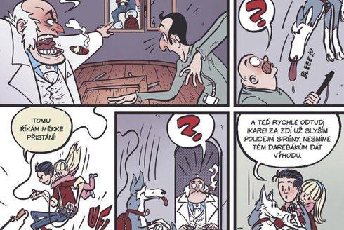 Komiks s rozumem 006: Jak se kreslí komiks - akcelerace