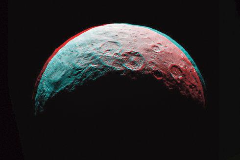 Vesmír ve 3D: Nejhezčí prostorové fotky