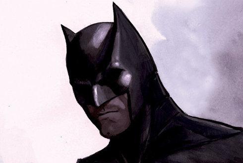 Batman: Můj temný princ se zrodil v Evropě