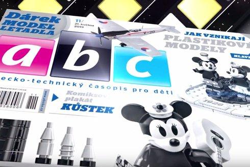 Nové číslo časopisu ABC 11/2019 s dárkem pro piloty a modeláře!