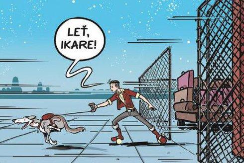 Komiks s rozumem 12: Jak se kreslí komiks - perspektiva