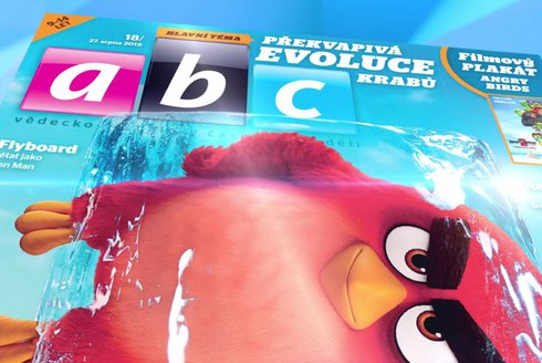 """Nové číslo časopisu ABC 18/2019 je """"naštvané"""""""
