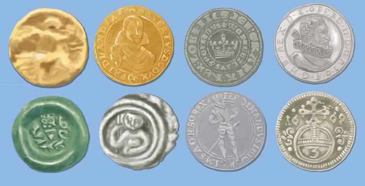 Poklady V Cesku Zlate Duhovky I Stribrne Mince Abicko Cz