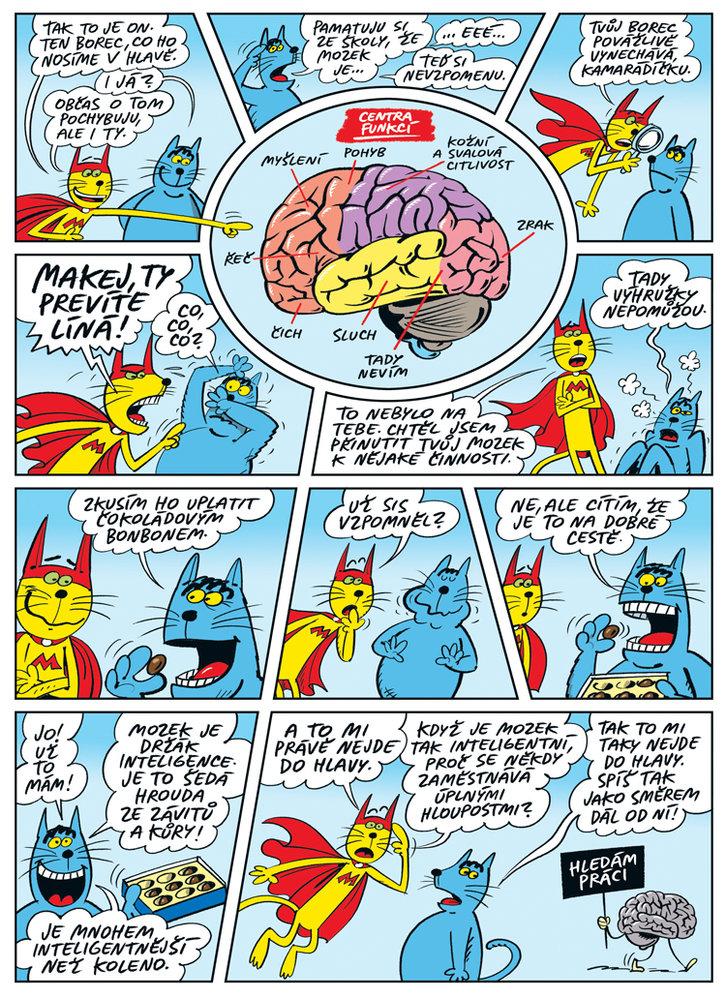 Mourrison: Borec inteligentní