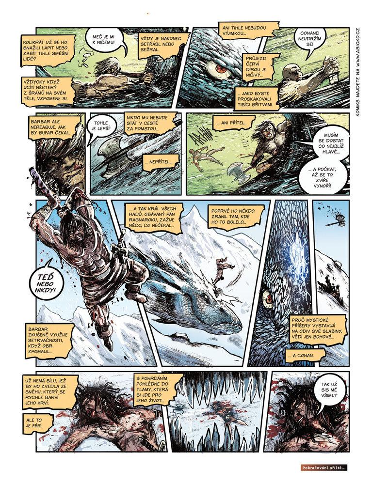 Conan a jeskyně života 19
