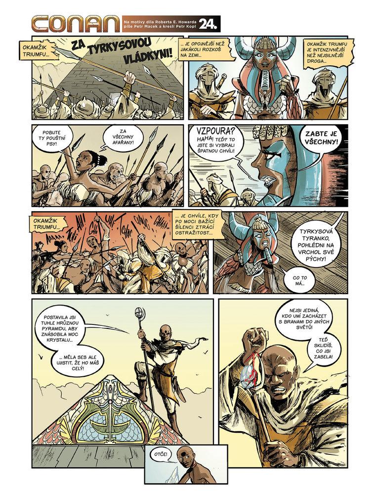 Conan a jeskyně života 24