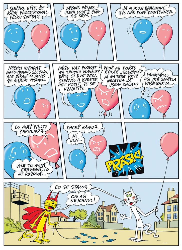 Mourrison: Balónky