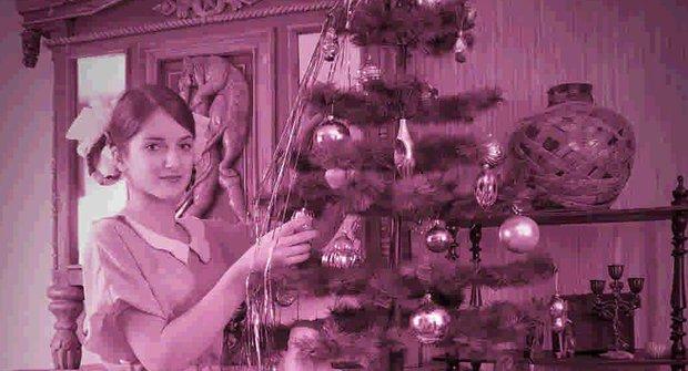 Vánoční stromeček: Móda z Německa
