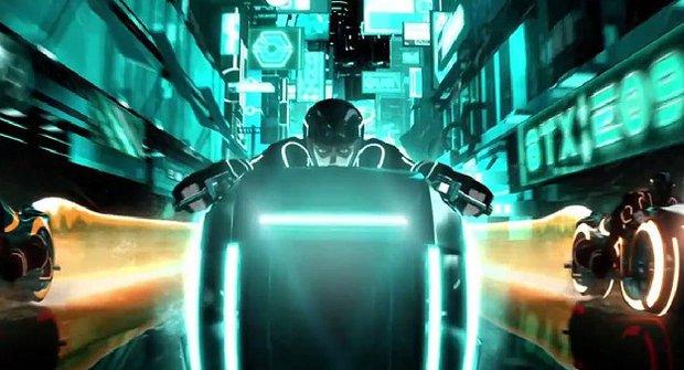 Tron začíná/pokračuje jako dokonale animovaný televizní seriál