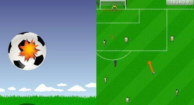 Hraj New Star Soccer a staň se profesionálním fotbalistou!