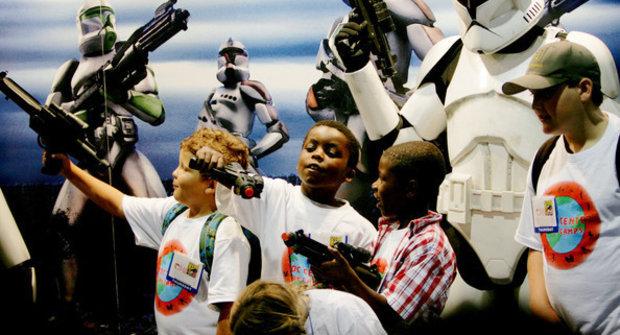Začaly fanouškovské orgie San Diego Comic-Con