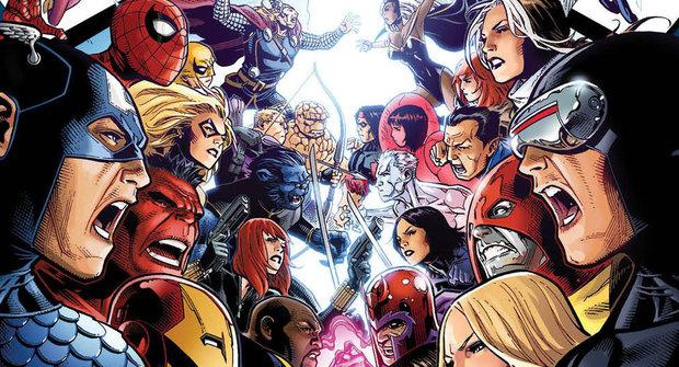 Souboj superhrdinů: Rozhodni, kdo je silnější!