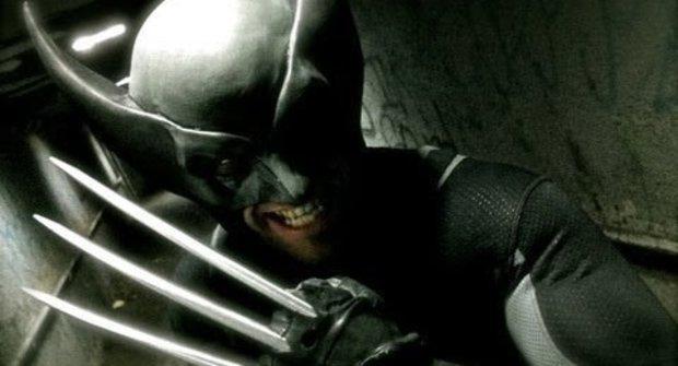 Batman versus Wolverine: Dva drsňáci proti sobě!