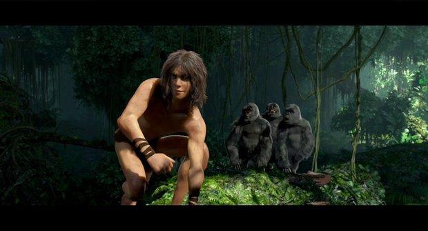 Nový Tarzan je animovaný a využívá moderní technologie jako Avatar