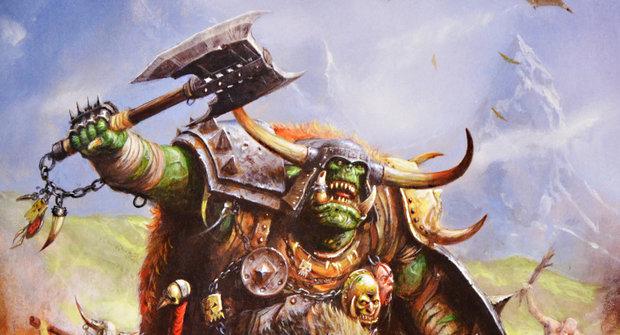 Warhammer a Pán prstenů: Skřeti na vašem stole