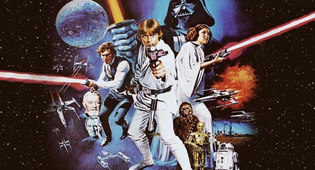 Epizoda VII ságy Star Wars je naplánovaná na rok 2015