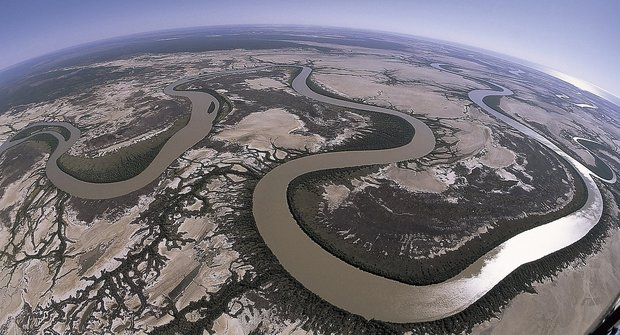 Pohled do světa:  Vodní draci