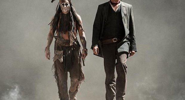 Johnny Depp není Lone Ranger