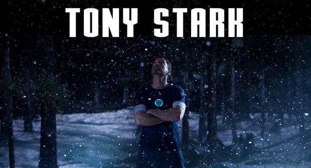 Opožděné vánoční přání od Iron Mana