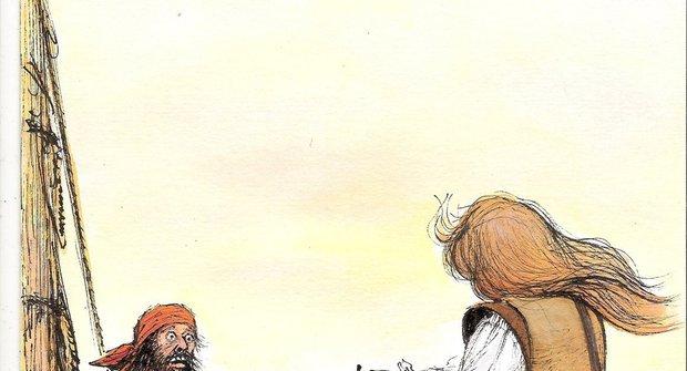 Slavné pirátky: Ženy, které milovaly dobrodružství