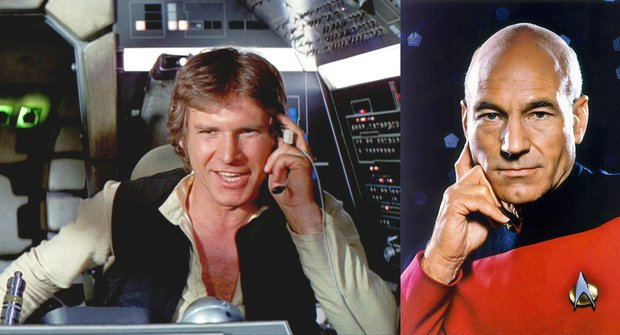 Souboj fenoménů: Star Wars VS. Star Trek