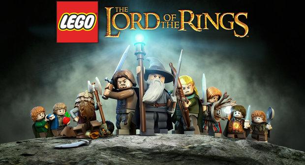 Pán prstenů si hraje s LEGO