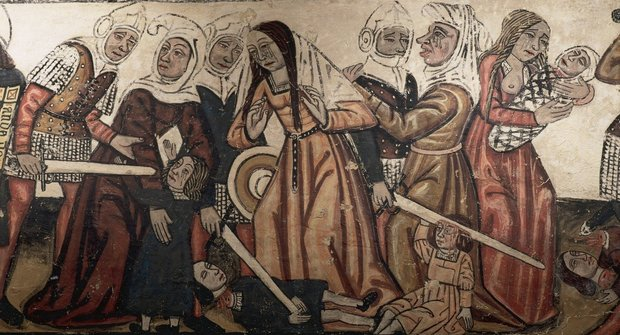Král Herodes: Muž proslavený krutostí