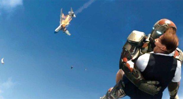 Iron Man 3 má novou explozivní upoutávku!