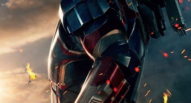 Nový plakát na Iron Man 3: Iron Patriot!