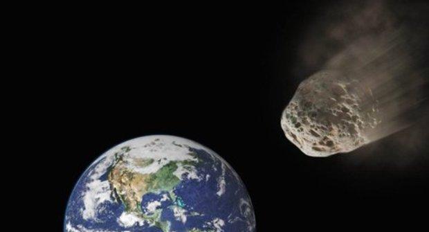 Asteroid 2012 DA14 se blíží k Zemi