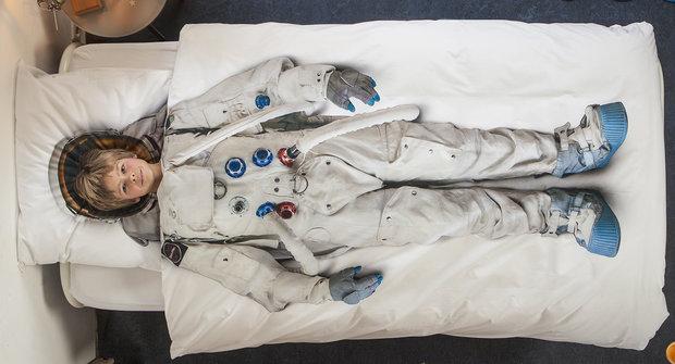 Spěte (skoro) jako astronauti