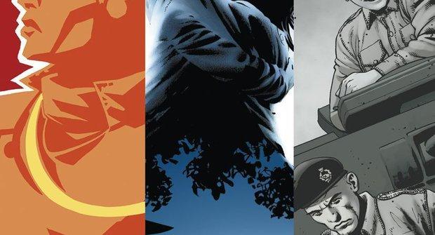 Komiks Bitevní pole: Válka je mrcha