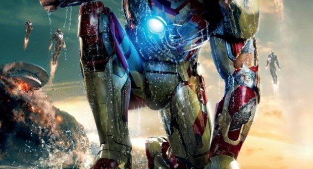 Soutěž o ceny k filmu Iron Man 3