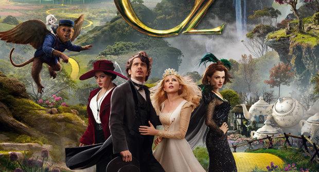 Soutěž o 18 cen k filmu Mocný vládce Oz