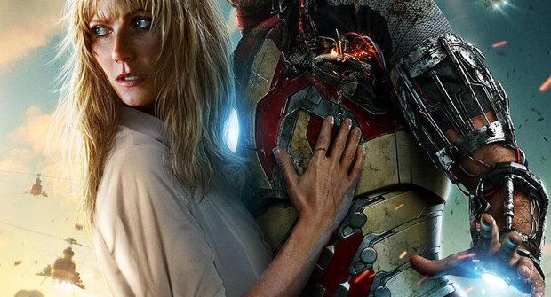Dalších 5 nových plakátů na Iron Mana 3