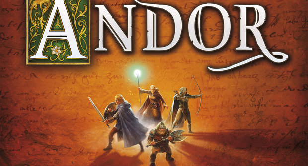 Dobrodružné legendy z deskové hry Andor