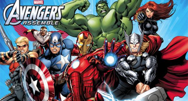 Noví Avengers přijdou v létě, Hulk taky