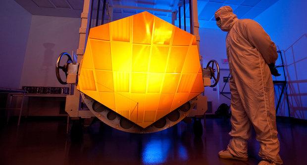 Vesmírný náhradník: Kosmický dalekohled Jamese Webba