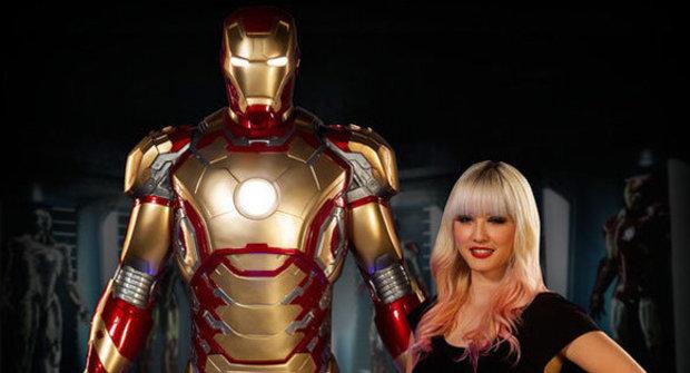 Iron Man v životní velikosti: Chcete?
