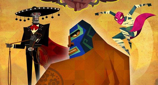 Guacamelee: Všichni už hrají v Mexiku