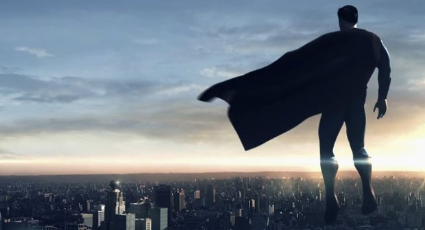 Super! Fandové natočili vlastní začátek Supermana