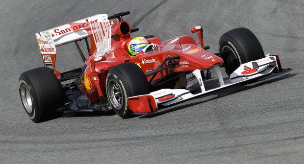 Jak se staví vůz Formule 1? Honba za desetinami sekund
