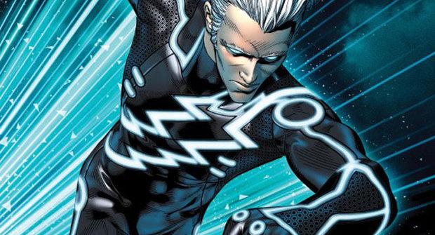 Quicksilver z Avengers bude i v nových X-Menech!
