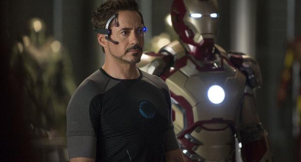 Iron Man je nejlepší komiksový krejčí